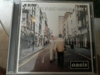 Oasis-Whats the story morning glory cd 1995 sony