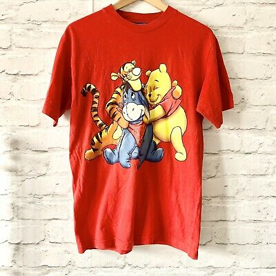 Disney Winnie the Pooh and Tigger Character Iron On Tee T-Shirt Transfer A5