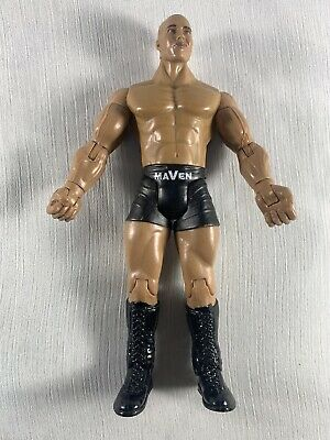 2003 WWE Jakks Pacific Ruthless Aggression Maven Action Figure