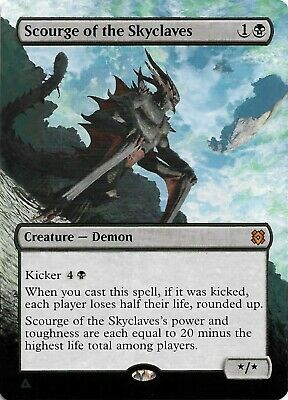 magic painted mtg altered art WIREWOOD SYMBIOTE #2 Scourge Free S/&H Ships to usa only