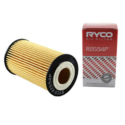 R2694P Ryco Oil Filter FOR HOLDEN CRUZE JH