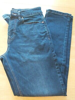 Next Men's/boys Skinny Fit Jeans Waist 28S - tried on only