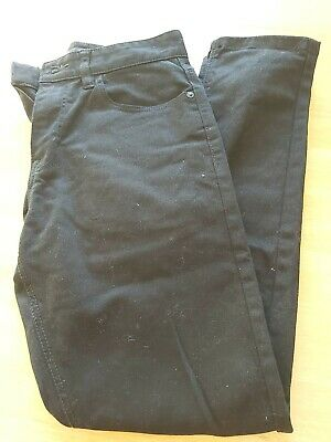 Next Men's/boys Skinny Fit Jeans Black 28S - tried on only