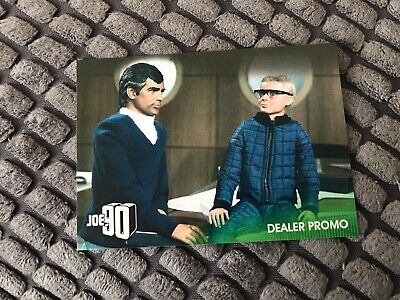 2017 Unstoppable Cards GERRY ANDERSON WEB PROMO  Web1