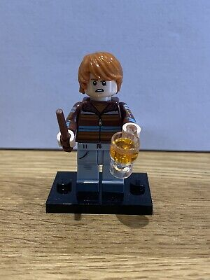 George Weasley with Marauder/'s Map #71028 LEGO Harry Potter Figure Series 2