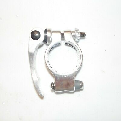 """Quick Release 26mm post and a 28.6mm OD frame /""""LOT of 50/""""  MTB Seat Post Clamp"""
