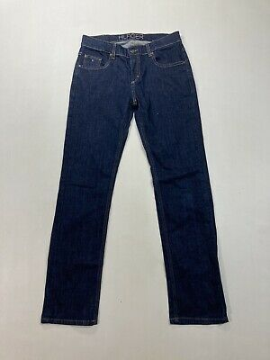 TOMMY HILFIGER CLYDE STRAIGHT LEG Jeans - W30 L30 -Navy - Great Condition -Boy's
