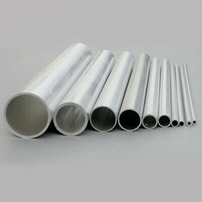 207mm long hard plastic tube PTFE straight pipe duct vessel 12//16//18mm outer DIA