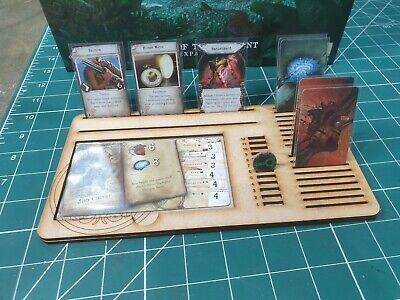 Single Tray Painted Mansions of Madness dashboards tray