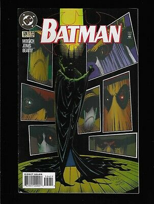 Unlimited Flat Rate Combined Shipping! DC, High Grade VF // NM Batman # 466