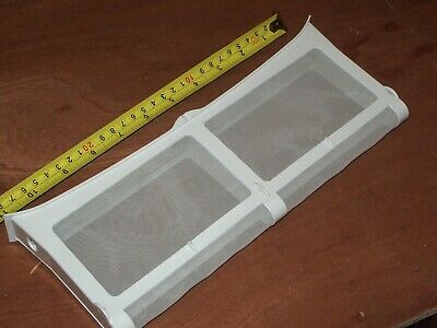 Genuine Hoover Candy Tumble Dryer Fluff /& Lint Mesh Filter Cage Trap 40005584