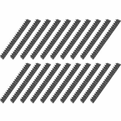 Gardigo 6004320-6 Meters Anti Bird Fence Wall Spikes Pack of 20 Indoor Outdoo...
