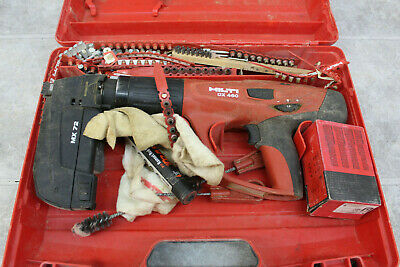 460 IE USED. Details about  /Hilti DX 460 Attachment X-460-FIE-L With Piston Pin X
