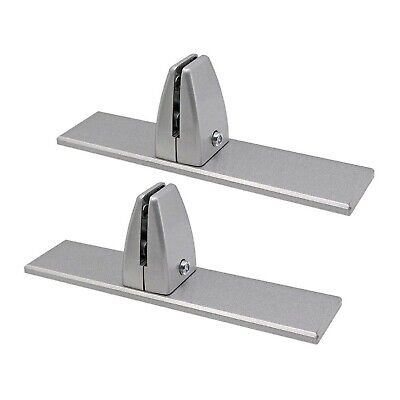 Desk Divider Clamp w/Mounting Screws, 2 pcs Desktop Privacy Panel Screen Clip...