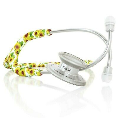MDF® MD One® Sunflower Stethoscope - Limited Edition MPrint (MDF777F)