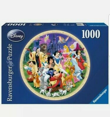 ravensburger 157846 puzzle 1000 pezzi Wonderful world of Disney