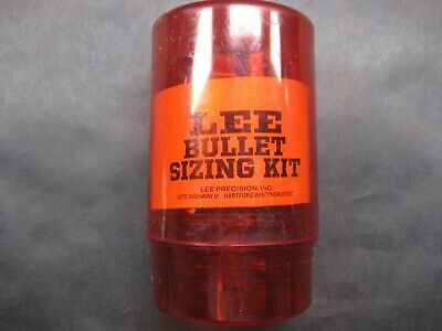 90048 Lee Precision  Original .358 Sizing and Lube Kit  90048 New!