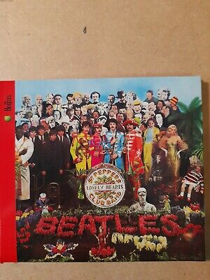 The Beatles - Sgt. Pepper's Lonely Hearts Club Band (2009)digipak cd