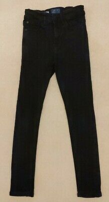 Boys Next Spray On Skinny Jeans Age 11 Black