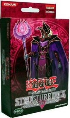 Yu-Gi-Oh! Structure Deck: Spellcaster's Judgment! DE! Near Mint 1.Auflage (2005)
