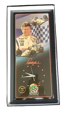 Mario Andretti Arrivederci Tour Jebco Clock Snap-on Tools Limited Edition
