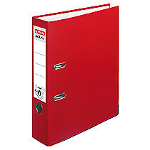 Herlitz A4 Polypropylene (PP) Red White 8 cm 1 pc(s) LAF maX.file 5480306