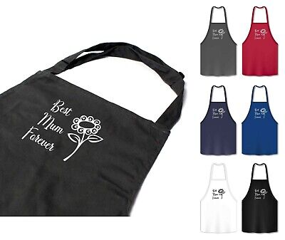 Mothers Day Gifts Apron Chef Cooking Baking Embroidered Gift 85