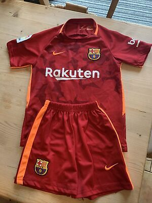 Dri-Fit Football Kit Kids Size 140