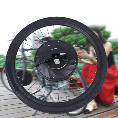 26'' Front Wheel 36V 240W Electric Bicycle Conversion Kit Hub Motor For Ebike