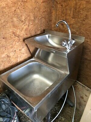 Stainless Steel Fabricated Janatorial sink