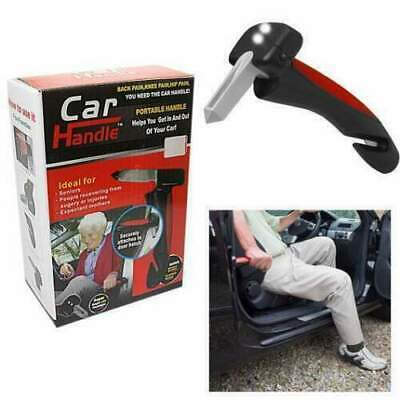 1X Portable Car Grab Handle Used For Helping Get Out the Car Mobility Disability