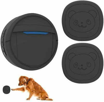 Dog Doorbell Wireless, Button Doorbell For Dogs, Pet Training Includes 2
