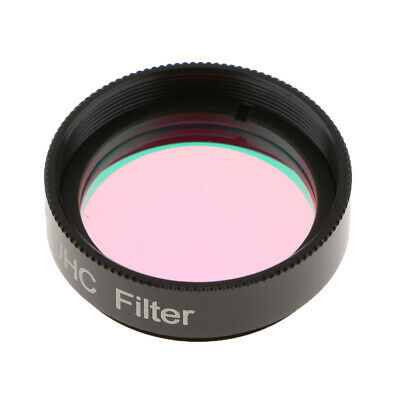 1.25 Inch 31.7mm UHC Light Pollution Reduction Filter for Telescopes