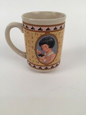 "Vintage Hershey's Hot Chocolate Cocoa Mug Cup ""Sharing the Good Things"""