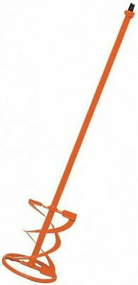 Rubi Grout Mixing Paddle Concrete Mixing Paint Thinset Steel Tool Mix M120R