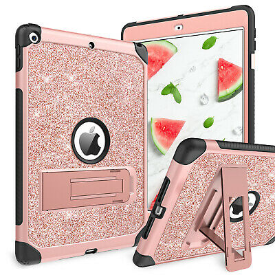 """For Apple iPad 8th 7th Generation 10.2"""" Case Shockproof Hybrid Protective Case"""