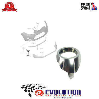 Front Fog Lamp Right Driver Side Bracket Fits Ford Fiesta Mk6, 1531739