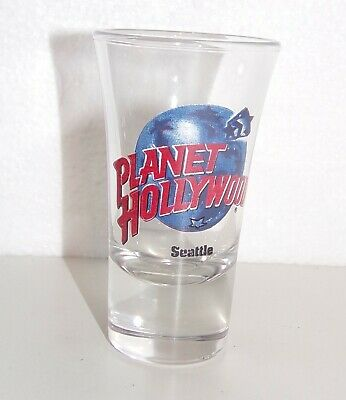 Planet Hollywood Seattle Shot Glass