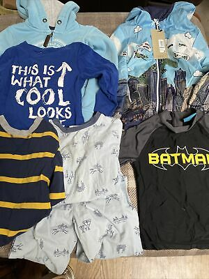 Boys spring Clothing Bundle Age 2-4 Years - Incl: The Little White Co/H&M/ Etc