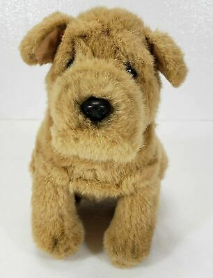 Vintage PUG Dog Plush Toy PUGSLEY by RUSS Berrie