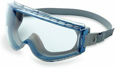 Stealth Goggles, Clear,Teal Body S39610C  - 1 Each