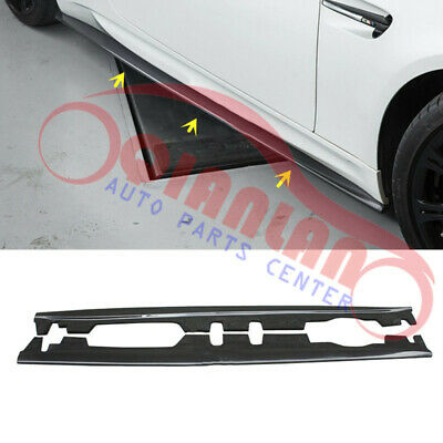 For BMW e92 e93 Coupe Cabrio 06-14 Sideskirts M3 style sill covers
