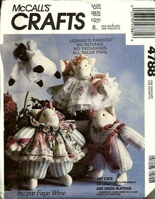 McCall/'s 4411 OOP SOPHIE /& HER EVERYDAY CLOTHES #4 Pattern Reduced!