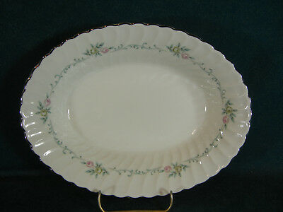 """Syracuse Sweetheart Oval 10"""" Vegetable Serving Bowl(s)"""