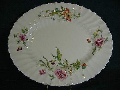 "Royal Doulton Clovelly Oval 14 3/4"" Serving Platter"