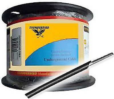 50m 1.6mm UNDER GROUND/ UNDER GATE CABLE Electric Fence- Thunderbird RRP $43.20