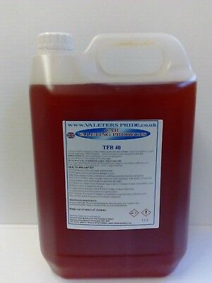 5 Ltr 40:1 Pre Wash Tfr Truck Wash, Car Cleaning / Valeting Products & Chemicals