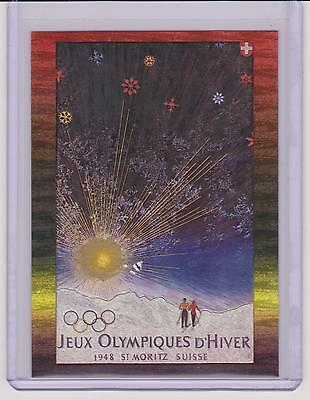 1996 Centennial Olympic Games ~ Dufex ~ Poster Card #5