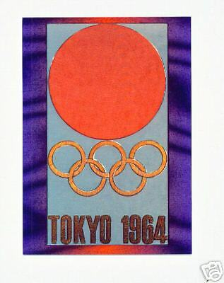 1996 Centennial Olympic Games ~ Dufex ~ Poster Card #13