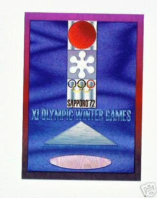 1996 CENTENNIAL OLYMPIC GAMES ~ DUFEX ~ POSTER CARD #16